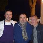 Le chef Stéphane Furlan inaugure son restaurant Le Sansot à Tourrettes sur Loup