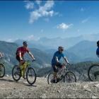Le territoire de Provence Alpes le plus grand domaine VTT de France