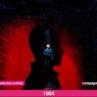 1984 d'après George Orwell par le Collectif 8 au Théâtre Anthéa d'Antibes