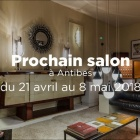Salon des Antiquaires & Art Fair d'Antibes 2018