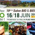 Nice le Salon Bionazur 2017,  Bio et Bien-être sur la place Masséna