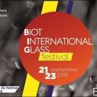Biot International Glass Festival, la 1ère édition du Festival du Verre