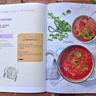 Batch Cooking Végétarien la cuisine organisée de Sandra Thomann, Nice RendezVous rayon Livres