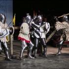 Buhurt Prime Tournament à Monaco, le Combat Médieval à l'honneur à Fontvieille