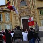 Nice Championnat du Monde de lancer de Palhasso 2018 à Saint Roch