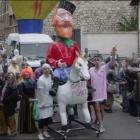 Carneval Independent de Sant Ròc 2018, Carnaval de Nice