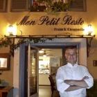 Restaurant Mon Petit Resto, Franck Cicognola Maître-Restaurateur régale à Mouans Sartoux
