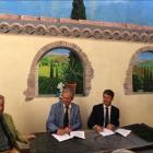 Convention de partenariat entre la Fondation Auguste Escoffier et le Lycée Hôtelier et de Tourisme Paul Augier de Nice