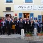 Le Musée Escoffier accueille une délégation « Relais & Châteaux » International à Villeneuve Loubet