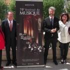 Festival de Musique de Menton 2019 Sept Décennies de Succès