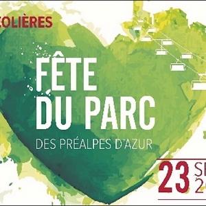 Fête du Parc des Préalpes d'Azur 2018 à Gréolières et Gréolières-les-neiges