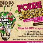 Foire Bio et Local, C'est L'Idéal 2019 au Lycée Horticole d'Antibes