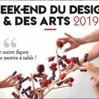 Week-End du Design & des Arts 2019 au Palais des Congrès de Juan les Pins