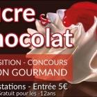 Salon Sucre & Chocolat 2019 aux Espaces du Fort Carré à Antibes