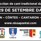 Vocàlia dals Palhons 1er Festival Occitan de Chant Traditionnel à Peillon, Contes, Cantaron et Nice