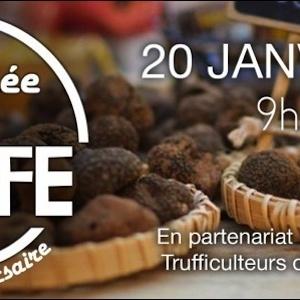Fête de la Truffe 2019 au Rouret et à Villeneuve Loubet village
