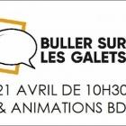 FNAC Nice Bande Dessinée Buller sur les galets Dédicaces et Animations