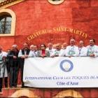 Rencontres Gastronomiques 2018 du Château de Saint Martin à Taradeau (Var)