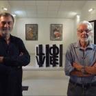 Exposition Antoine Graff & Robert Roux à La Galerie Inattendue Paul Conti à La Colle sur Loup