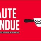 Haute Fondue de Jennifer et Arnaud Favre chez Helvetiq Nice RendezVous rayon Livres