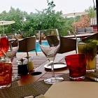 Un déjeuner à La Table du Cantemerle à Vence, Épicurisme à la Provençale