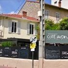 À Cannes Le Restaurant Côté Jardin by Christophe Ferré, Esprit Bistrot près du boulevard Carnot