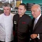 Au Restaurant NOBU du Fairmont Monte Carlo Les Sushis ont un Champion