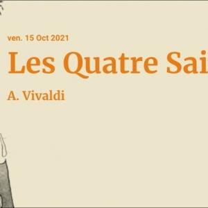 L'Ensemble Baroque de Nice ouvre sa Saison de Concerts avec Vivaldi