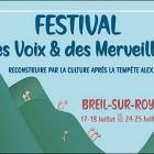 Festival des Voix et des Merveilles 2021 à Breil-sur-Roya