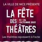 Fête des Théâtres 2021 à Nice, Le Broc, Saint Laurent du Var, Villefranche sur Mer