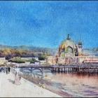 Nice Exposition Peindre Nice et sa région au XIXe et début du XXe siècle à la Bibliothèque Louis Nucéra