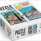 La Provence et la Méditerranée en puzzle chez Larousse