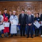 Les Meilleurs Apprentis de France des Alpes Maritimes 2018 récompensés au Centre Universitaire Méditerranéen