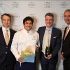 Menton Mauro Colagreco le Chef du Mirazur Lauréat du Prix Champagne Collet du Livre de Chef