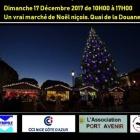 Nice Marché de Noël Niçois au Port Lou Mercat de Caléna dou Pouòrt