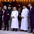Monaco la gastronomie italienne d'Heinz Beck à Odyssey, le lounge de l'Hôtel Métropole Monte-Carlo