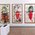 Exposition Joan Miró au-delà de la peinture  à la Fondation Maeght... Éblouissante