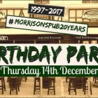 À Cannes le Morrison's Pub fête ses 20 ans