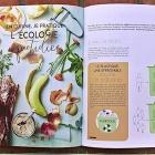 Je Cuisine Écolo de Louise Browaeys & Hélène Schernberg Nice RendezVous rayon Livres