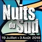 Festival Les Nuits du Sud à Vence Programmation 2018