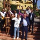 La Rentrée de l'Ordre des Epicuriens Côte d'Azur et Monaco à l'Ermitage de l'Oasis