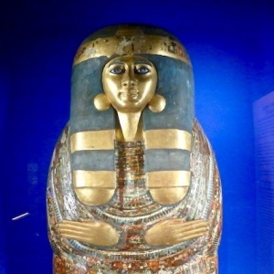 L'Or des Pharaons au Grimaldi Forum Monaco, les chefs d'oeuvre du Musée du Caire