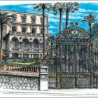 Luc Svetchine, Nice, voyage en poétique architecturale aux Éditions Gilletta