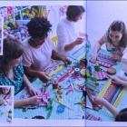Organiser un Syjunta, Atelier créatif et gourmand Nice RendezVous rayon Livres
