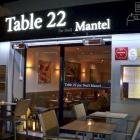Cannes Restaurant Table 22 par Noël Mantel au Suquet, une pause tapas à l'heure de l'apéro