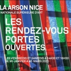 Villa Arson Nice Les Portes Ouvertes de L'École Nationale Supérieure d'Art