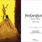 Haute Couture Yves Saint Laurent et Chanel Karl Lagerfeld aux Éditions de La Martinière Nice RendezVous rayon Livres